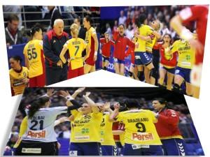 romania calificata la europeanul de handbal feminin