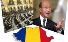 Senatul respinge cererea lui Băsescu de păstare a articolului care îngrădește libertatea de exprimare
