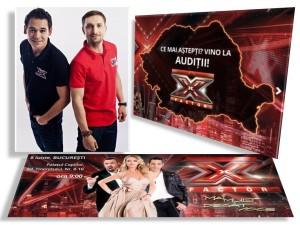 x factor 2014 - auditii