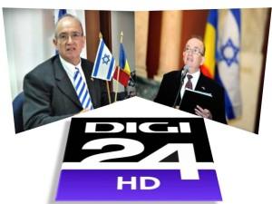 Dan Ben Eliezer - ambasador israel la bucuresti
