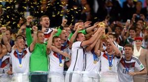 Germania invingatoare