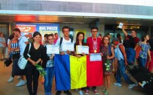 olimpici romani olimpiada lingvistica