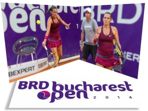 roberta vinci - brd bucharest open 2014