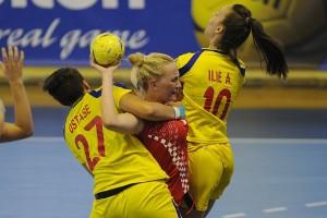 romania - croatia - mondiale handbal