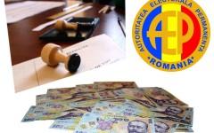 Autoritatea Electorală Permanentă a economisit 14.000 de lei la europarlamentare