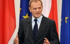 Premierul polonez Donald Tusk, ales președinte al Consiliului European