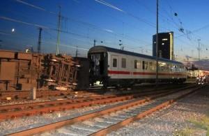 accident feroviar germania
