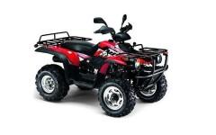 ATV-urile produse de celebra companie chineză, Linhai, se vând și în România