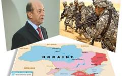 Băsescu: Susțin ca UE și NATO să ajute militar Ucraina