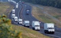Rusia bate în retragere. Camioanele au început să părăsească teritoriul Ucrainei