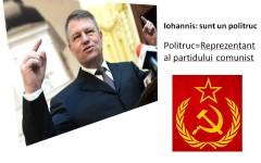 Iohannis, gafă de zile mari: Sunt un politruc care vrea să candideze la Preşedinţia României