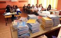 Guvernul României a adoptat proiectul de lege a manualului școlar elaborat de Ministerul Educației