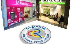 Consiliul Concurenţei analizează preluarea Băncii Millenium de către OTP Bank România