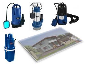 pompe submersibile - casa