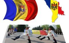 Republica Moldova celebrează 23 de ani de la proclamarea independenței