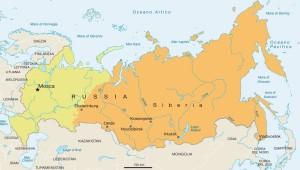 siberia - rusia