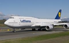 Piloții și inginerii de la Lufthansa, intră în grevă pe 30 septembrie