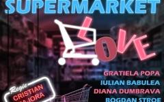 SUPERMARKET LOVE debutează în premieră pe scena Teatrului Nottara