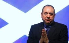 Alex Salmond, premierul Scoției, demisionează după eșecul privind referendumul de independneță