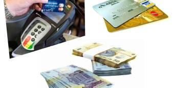 card bancar - bani