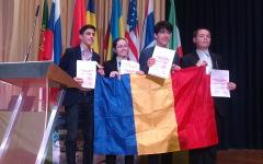 Elevii români au cucerit patru medalii la Olimpiada Internaţională de Ştiinţe ale Pământului