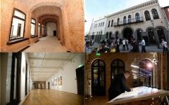 Hanul Gabroveni, transformat într-o bijuterie de clădire după doi ani de restaurări