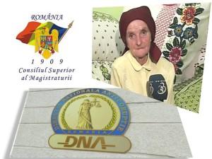 maria cociorvan - dna - csm