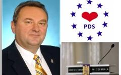 Ofițerul SRI în rezervă, Marian Rizea, candidează la prezidențiale din partea PDS