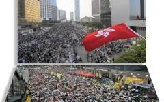 Hong Kong, blocat de nouă zile de protestele de stradă – VIDEO