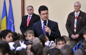 remus pricopie - deschidere an scolar