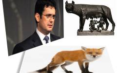 Remus Pricopie, gafă jenantă: Romulus şi Remus au supt de la vulpe – VIDEO