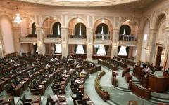 Senatul a adoptat legea privind scutirea de impozit pentru părinții copiilor cu handicap