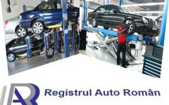 Service-urile auto, luate la bani mărunți de inspectorii Registrului Auto Român