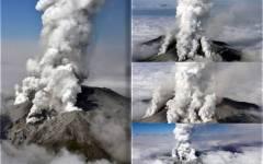 40 de morți în Japonia, după erupția vulcanului Ontake