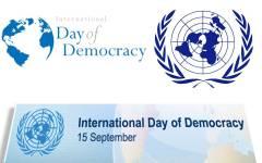 De 7 ani, pe 15 septembrie este celebrată Ziua Internațională a Democrației