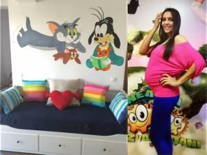 Amalia Stefania - camera copil