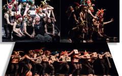 """""""Folia, Shakespeare & Co"""" a maestrului Gigi Căciuleanu,  luni, 6 octombrie, la TVR 2"""