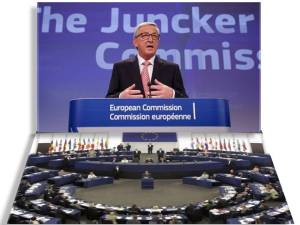 Jean-Claude Juncker -  comisia europeana - parlamentul european