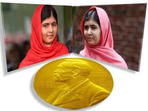 Malala Yousafzai - nobel pace