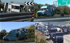 Șase români și-au pierdut viața într-un grav accident rutier produs pe Autostrada A1 din Italia