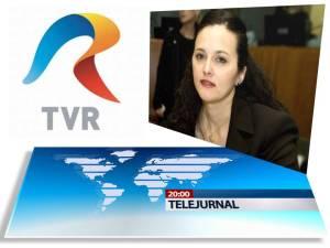 alina bica - cenzura TVR