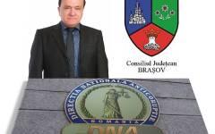 Aristotel Căncescu, Președintele Consiliului Județean Brașov, arestat preventiv