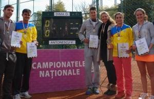 campionatele nationale de tenis 2014
