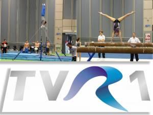 campionatul mondial de gimnastica naninng - tvr 1