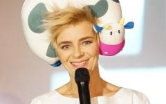 Gianina Corondan va prezenta Gala Comedy Cluj 2014