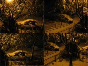 ninge in bucuresti