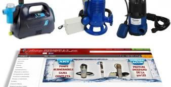 pompe ape murdare cu tocător - shop-einstal.ro
