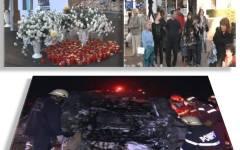 Tragedia de pe DN1, produsă de sinucigașul George Dumitru, a scos în stradă localnicii din Câmpina
