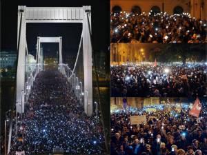proteste ungaria - taxa internet