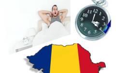 România trece la ora de iarnă. În această noapte dormim mai mult cu o oră